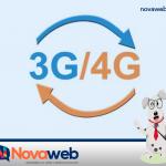 ¿Sabes cual es la diferencia entre 3G y 4G ?